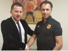 M.Holeščák,Ehab Allam-owner Hull City
